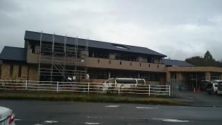 福田内科クリニック新築の外構工事の以来がありました
