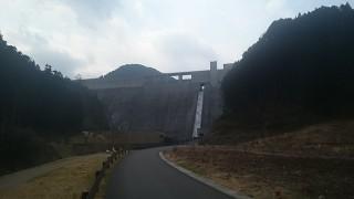 日田のダムを3ケ所紹介します