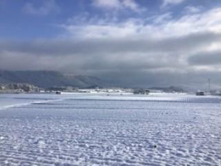 全国的に大雪になりました